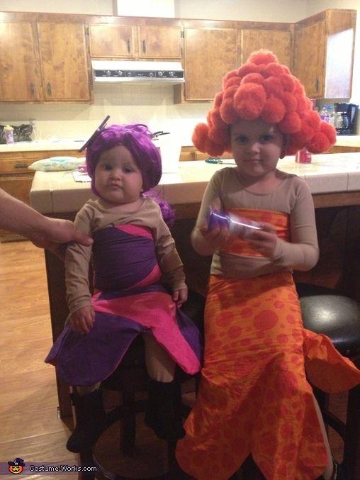 Bubble Guppies Deema and Oona