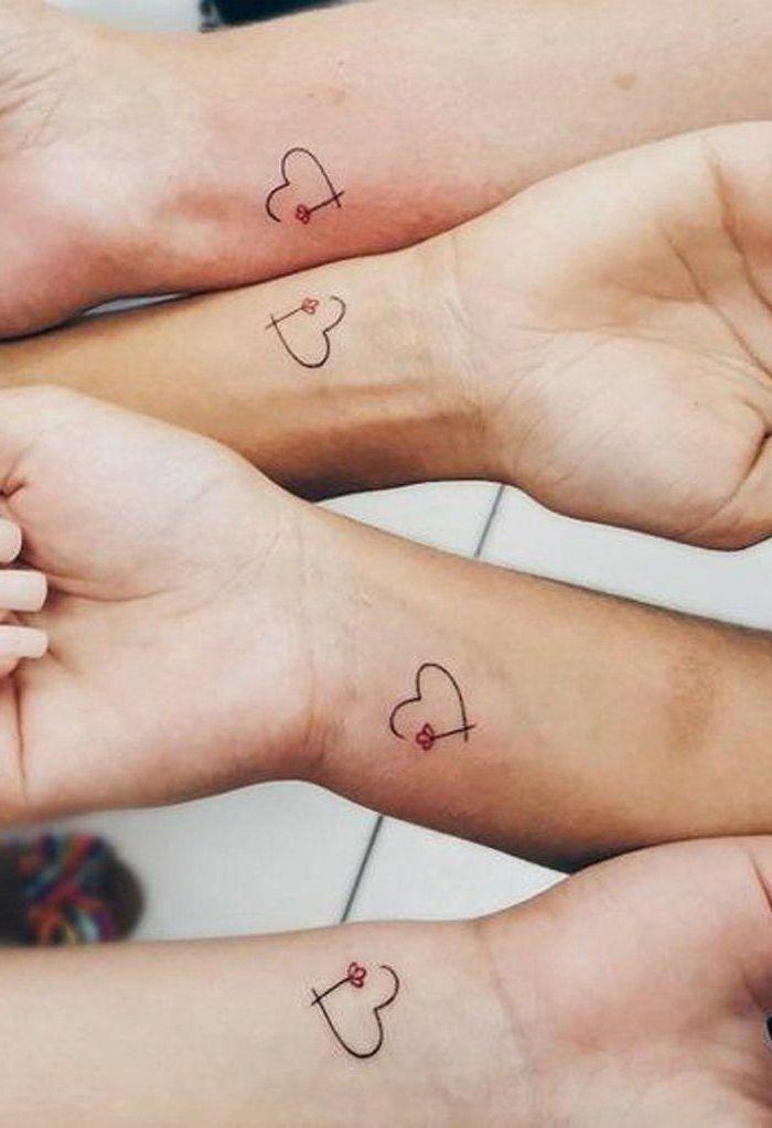 Kleine motive frauen tattoos für Tattoos für