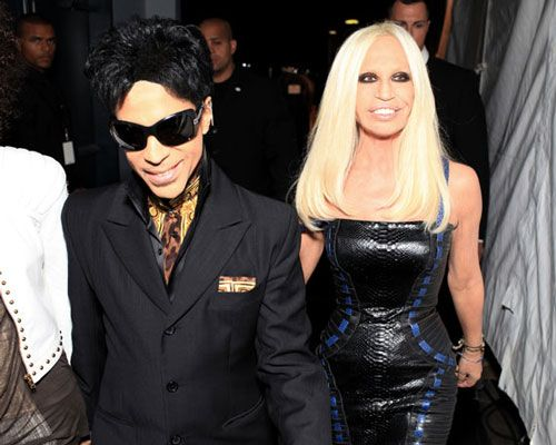 - DONATELLA AND THE CHAMBER OF SECRETS – V MAGAZINE Anyone who's ever fantasized about roaming through a Versace-designed funhouse filled with mirrors, moving walls, runway shows, and Prince concerts would have really enjoyed the launch