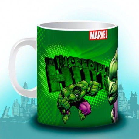 Espectacular TuJarro de HULK, el Súper Héroes Verde de MARVEL... Pide la tuya YA!   www.tujarro.com