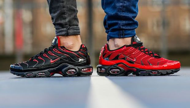 The Nike Air Max Plus, known sometimes as the Nike Ar Max TN, was one of the boldest releases to arrive in 1998. It isn't hard to see why thanks to a flame-like overlay system that combined performance mesh with … Continue reading →