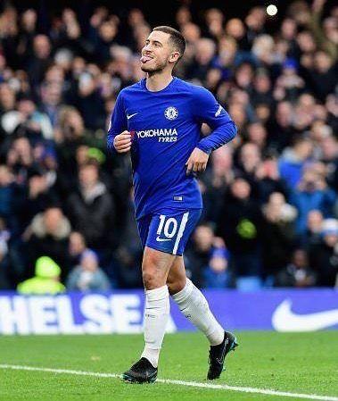 599b6a042b67 Eden Hazard ~ Chelsea FC #10   Duke of Hazard   Eden hazard chelsea ...