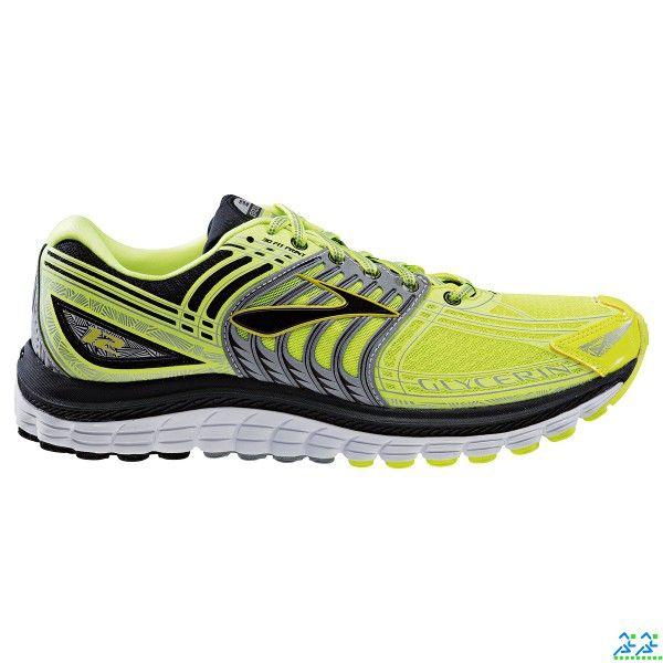 Brooks Glycerin 12 Uomo. Questa Scarpa da Running è per il Runner che vuole la scarpa migliore...