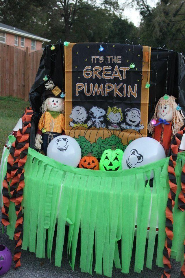 Charlie Brown Great Pumpkin