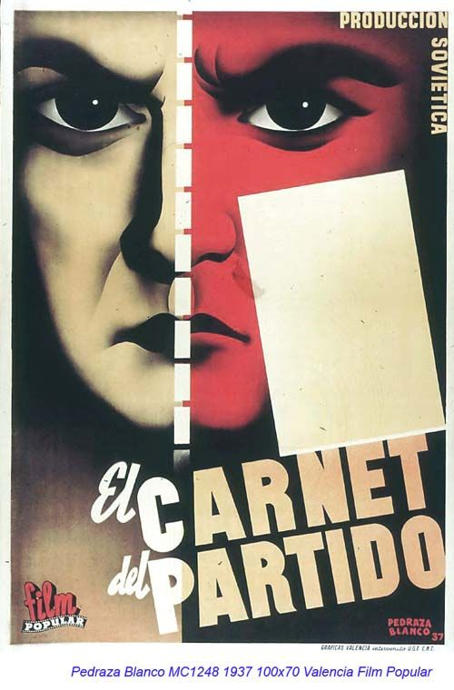 Spain - 1937. - GC - poster - autor - Juan José Pedraza Blanco