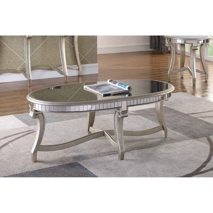 Best 25+ Mirrored coffee tables ideas on Pinterest ...