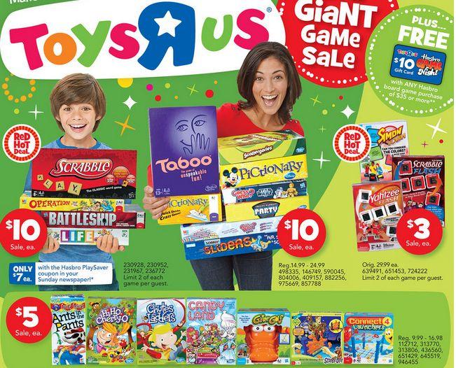 Toys R Us | Hasbro Board Games Deals and Coupons *HOT DEAL* @ToysRUs #ToysDeals #HotDeals