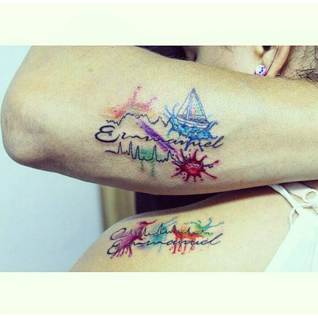 80 Best Images About Couples Tattoo On Pinterest
