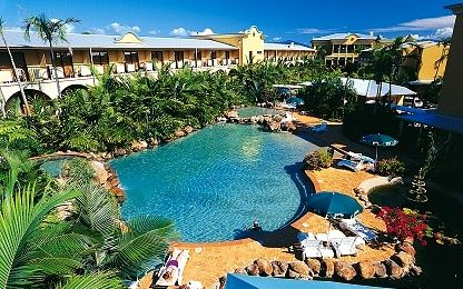 Cairns Resort Style Accommodation - Palm Royale Cairns Hotel