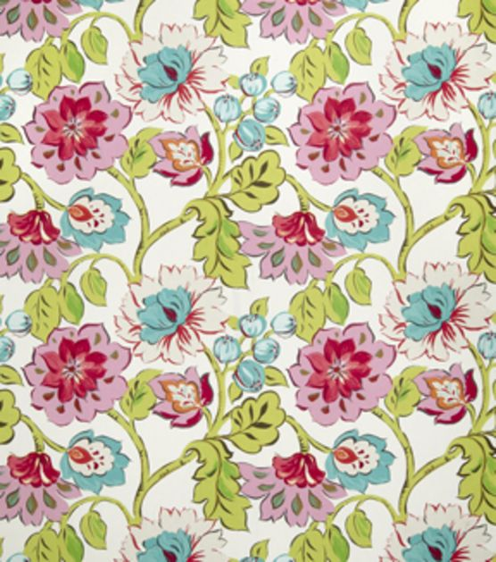 Home Decor Print Fabric Eaton Square Chamberlin Tropical Hi Res