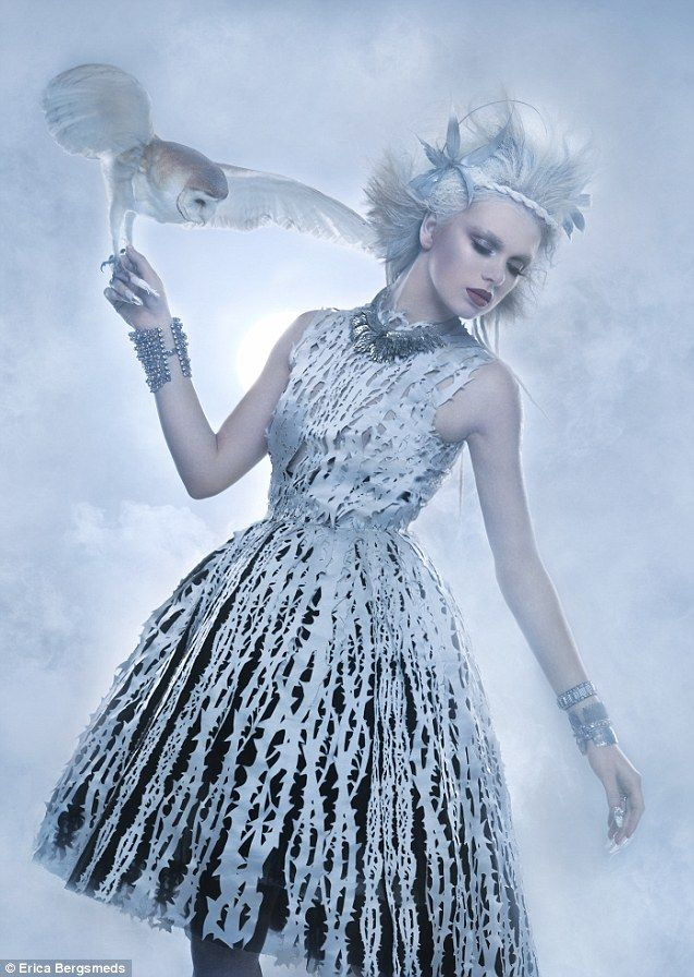 The Ice Maiden Stunneth  Featuring Deepa Gurnani Necklace and cuff.  Daily Mail UK  http://www.dailymail.co.uk/home/you/article-2250487/Fashion-The-ice-maiden-stunneth.html?ito=feeds-newsxml