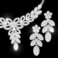 Every Bride wants her Fairytale Ending! go to http://www.fifthavenuecollection.com/public/en-au/acentofanti    click on Jewellary