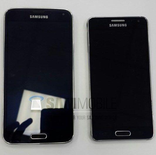 Galaxy S5 vs Galaxy Alpha