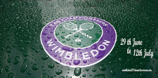 Wimbledon 2015 Schedule The action on the foremost prestigious grass courts in London, England rolls on Monday, with 14 day nonstop tournament. The Wimbledon 2015 championships will be placed on 29 June and end 12 July 2015.