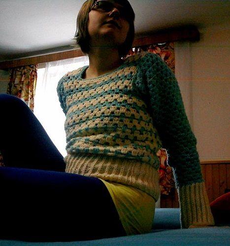 pulovr aljaška