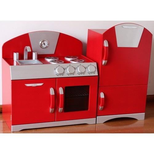 Red Play Kitchen Set best 20+ toy kitchen set ideas on pinterest | baby kitchen set