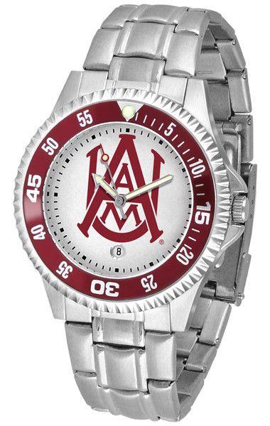 Alabama A&M Bulldogs Competitor Steel Watch