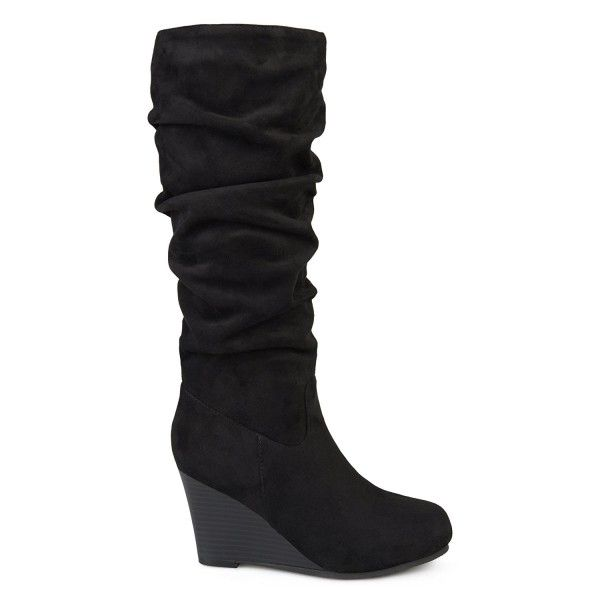 Womens Regular and Wide Calf Slouchy