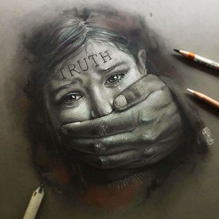 #truth #drawing #drawingart #art #blackandwhite #black #pencil #pencildrawing…