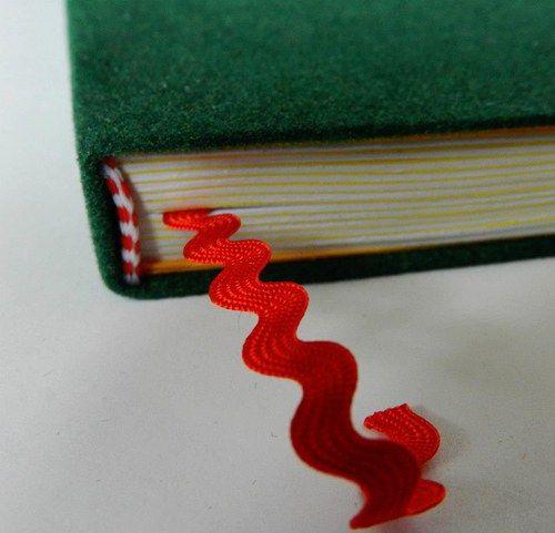 Plushee handmade notebook