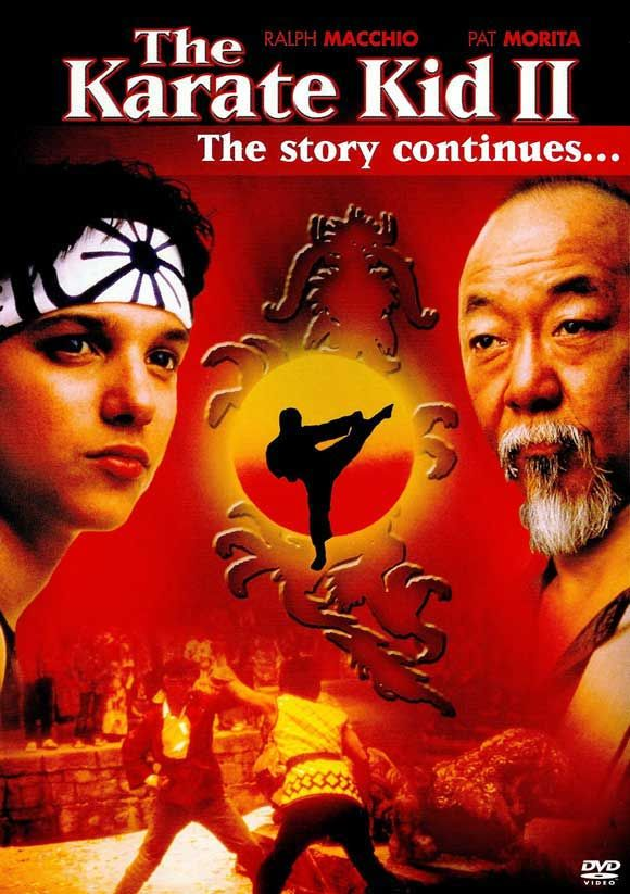 karate kid 2 | Movie Night: The Karate Kid Part II!