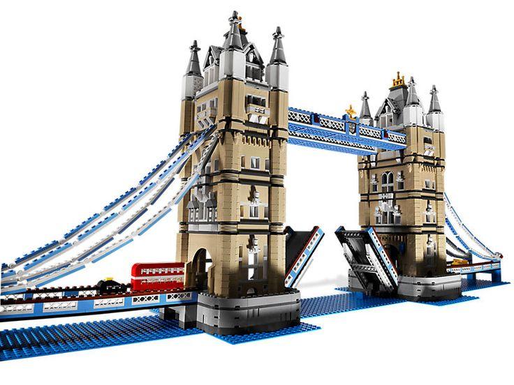 Lego Tower Bridge|| $240
