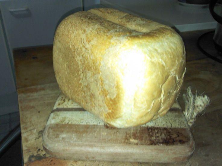 Pan en maquina
