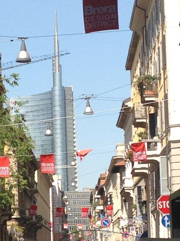 Brera, Milano, FuoriSalone 2014