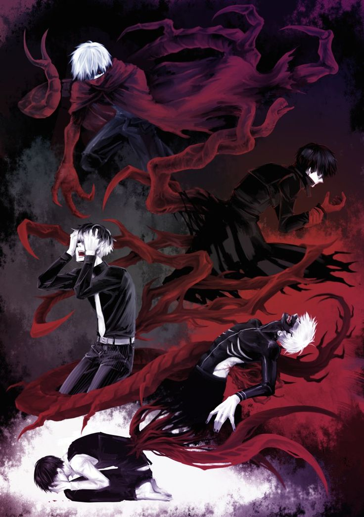 The Road of a King, Tokyo Ghoul