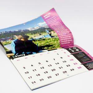 Calendarios personalizados ¡Descubre sus ventajas!