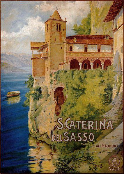 Italia S Caterina del Sasso