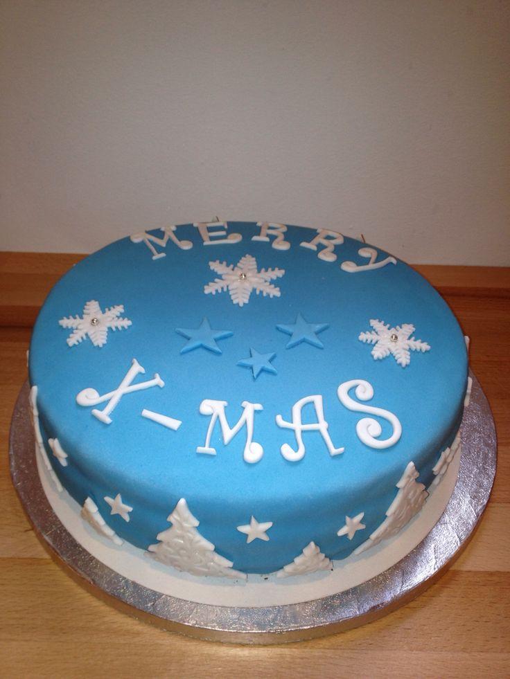 Kerst-taart