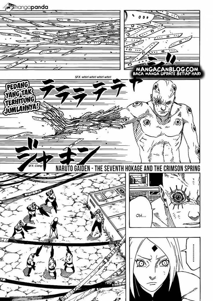 Komik Naruto Gaiden 009   Aku Akan Melindungimu