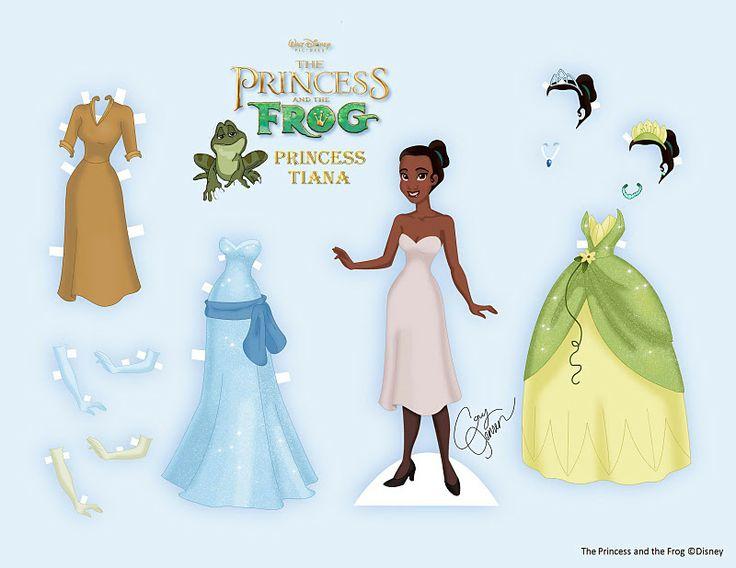 Baby Princess Tiana | Créditos: Fazendo a Minha Festa