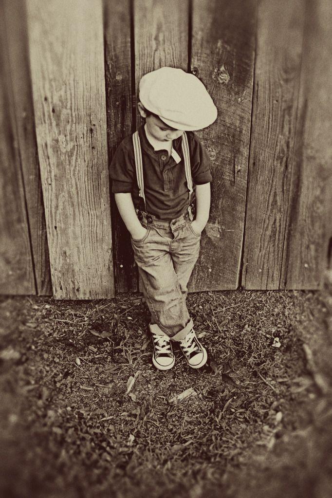 Amazing Kid Photo
