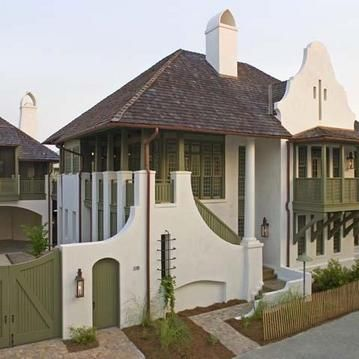 Rosemary beach florida design firms and the courtyard on for Architecture companies in florida