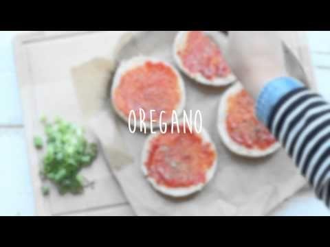 Pizzaburgers (+video!) - Lekker en Simpel