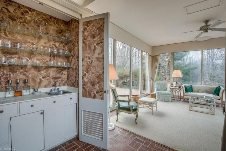 An otto zenke designed home for sale the glam pad