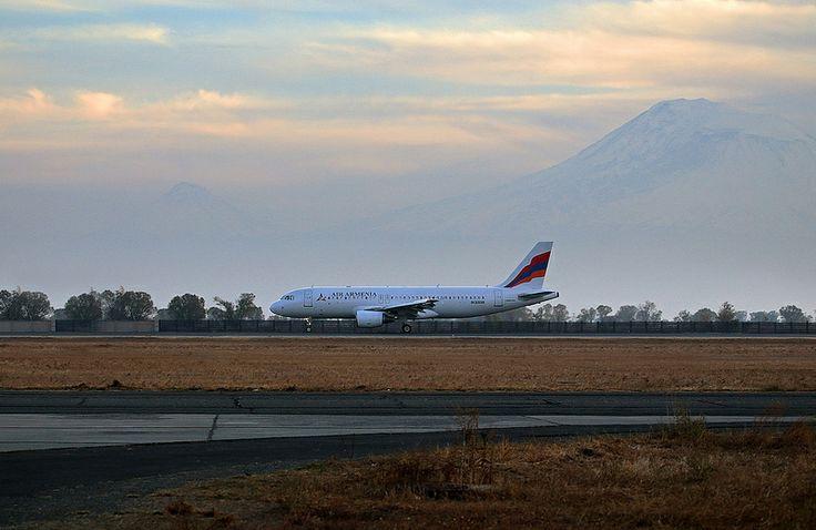 Air Armenia and Mount Ararat