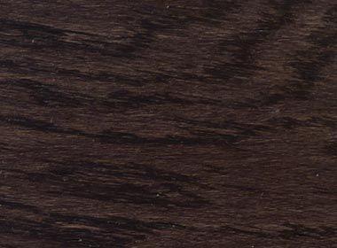 Rovere - Verniciato UV - Spazzolato - Tinto nero