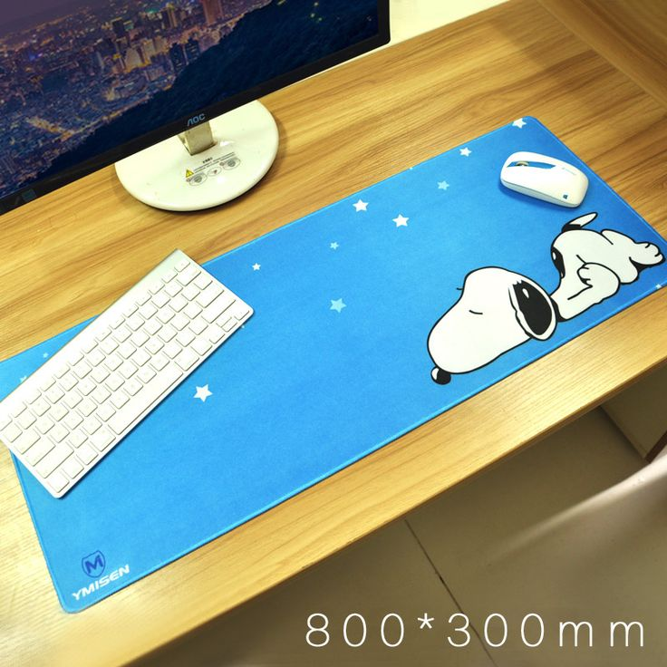 800mm*300mm professional gaming mouse pad, super large computer keyboard&mouse mat, long table PC pad //Price: $16.90 & FREE Shipping //  #gamergirl #gaming #video #videogame #gamingmouse