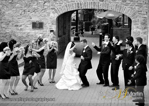 Ottawa wedding photographers - Courtyard weddings