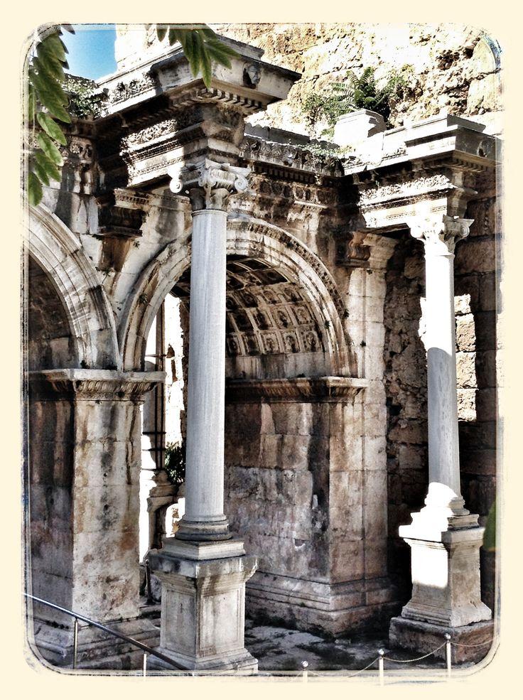 Hadrian's Gate. Antalya