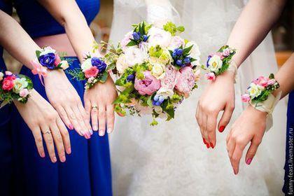 """Свадебные цветы ручной работы. Ярмарка Мастеров - ручная работа. Купить Букет невесты """"Розовый пион"""". Handmade. Розовый"""