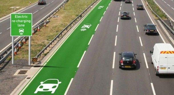 Une route intelligente qui recharge les voitures électriques - Environnement - Les clés de demain - Le Monde.fr / IBM