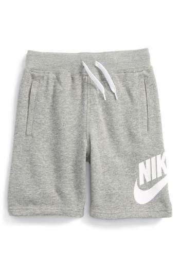 Nike Alumni French Terry – Strickshorts #toddlerboy #fashion #ad   – Toddler Boy Style