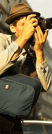 Camera bags by Crumpler