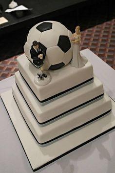Soccer Ball Wedding Dress