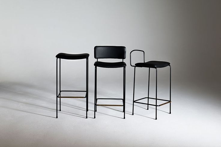 Grazia and Co - Australian made custom Dita stools are Australian made solid metal framed bar stool and chairs by @graziaandco.   #australiandesign #australiandesign #AustralianFurniture #graziaandco #barstool #stool #chair
