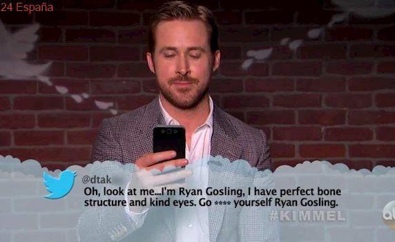 "Los ""tuits trolls"" de Jimmy Kimmel a los famosos, un hit en los Oscars"